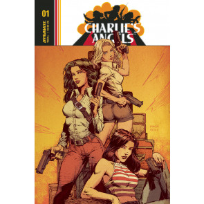 Charlie's Angels (2018) #1 VF/NM David Finch Cover Dynamite