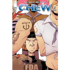 CHEW (2009) #33 VF/NM IMAGE COMICS