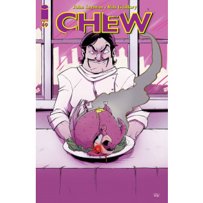 CHEW (2009) #49 VF/NM IMAGE COMICS