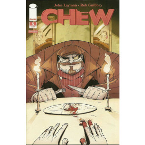 Chew (2009) #5 VF/NM 1st Printing Image Comics