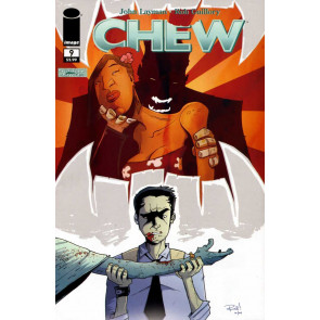 Chew (2009) #9 VF/NM 1st Printing Image Comics