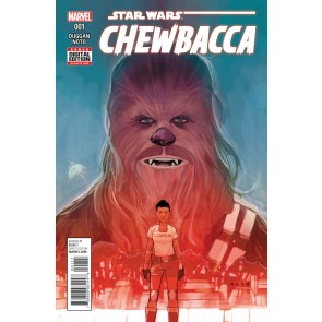 Chewbacca (2015) #'s 1 2 3 4 5 Complete VF/NM Set Star Wars