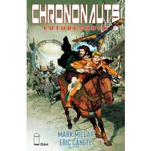 Chrononauts: Futureshock (2019) #1 VF/NM Rey Macutay Cover