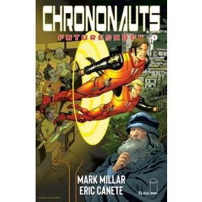 Chrononauts: Futureshock (2019) #1 VF/NM Kevin Nowlan Cover
