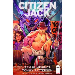 CITIZEN JACK (2015) #3 VF/NM COVER B IMAGE COMICS