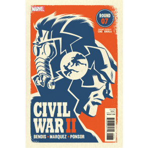 Civil War II (2016) #7 VF/NM Cho Variant Cover