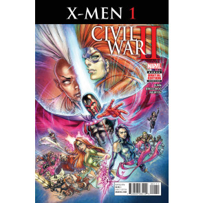 Civil War II: X-men (2016) #1 VF/NM