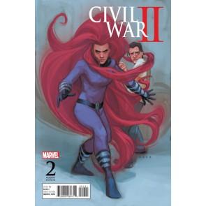 Civil War II (2016) #7 VF/NM Phil Noto Variant Cover