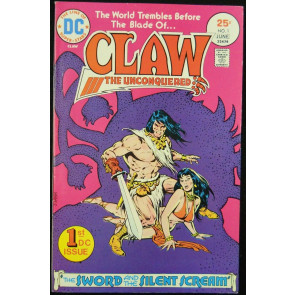 CLAW THE UNCONQUERED #1 FN/VF