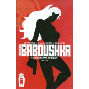CODENAME BABOUSHKA: THE CONCLAVE OF DEATH (2015) #1 VF/NM COVER A IMAGE COMICS