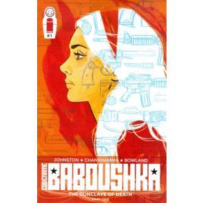 CODENAME BABOUSHKA: THE CONCLAVE OF DEATH (2015) #1 VF/NM COVER B IMAGE COMICS