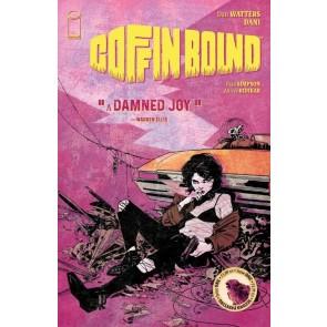 Coffin Bound (2019) #1 VF/NM Dani K 2nd Printing Cover Image Comics