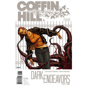 COFFIN HILL (2013) #8 VF/NM VERTIGO