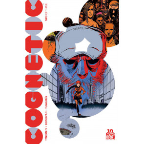 Cognetic (2015) #2 of 3 VF/NM Boom! Studios