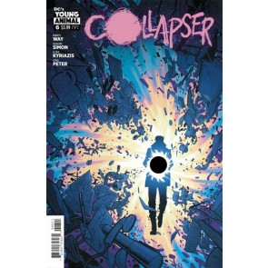 Collapser (2019) #6 VF/NM Ilias Kyriazis Cover Young Animal