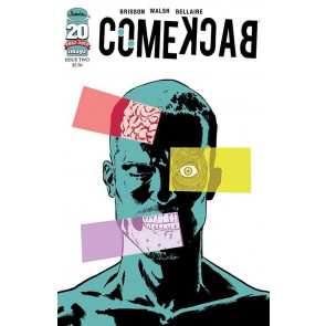 COMEBACK #2 VF/NM IMAGE COMICS