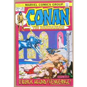 CONAN #20 BARRY SMITH VF