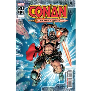 Conan 2099 (2019) #1 VF/NM Geoff Shaw Cover