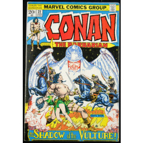 CONAN #22 FN+ HAS REPRINT FROM #1