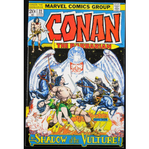 CONAN #22 VF- HAS REPRINT FROM #1