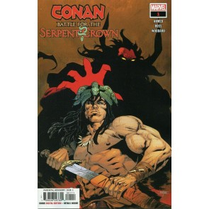 Conan: Battle For the Serpent Crown (2020) #1 VF/NM