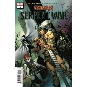 Conan: Serpent War (2019) #1 VF/NM