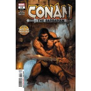 Conan the Barbarian (2019) #13 (#288) VF/NM E.M Gist Cover