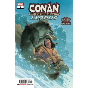 Conan the Barbarian: Exodus (2019) #1 VF/NM
