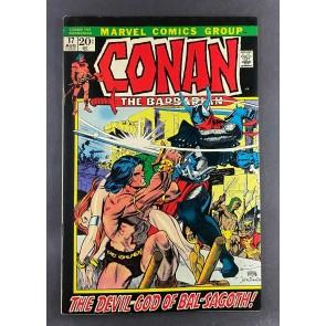 Conan the Barbarian (1970) #17 FN/VF (7.0) Frank Brunner Gil Kane