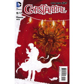 CONSTANTINE (2014) #15 VF/NM THE NEW 52!