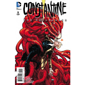 CONSTANTINE: THE HELLBLAZER (2015) #5 VF/NM