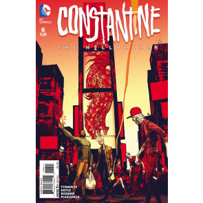 CONSTANTINE: THE HELLBLAZER (2015) #6 VF/NM