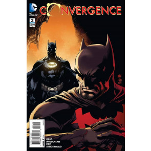 CONVERGENCE (2015) #2 OF 8 VF/NM