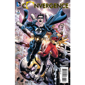 CONVERGENCE #3 + 10  chip Kidd variants  complete week 3 lot of 13 comic books