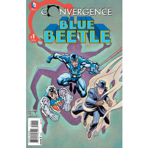 CONVERGENCE: BLUE BEETLE (2015) #1 OF 2 VF/NM