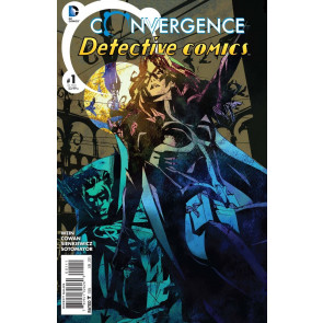CONVERGENCE DETECTIVE COMICS (2015) #1 OF 2 VF/NM