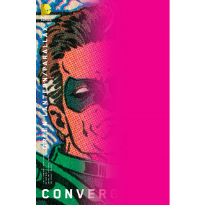 CONVERGENCE: GREEN LANTERN/PARALLAX (2015) #1 OF 2 VF/NM CHIP KIDD VARIANT