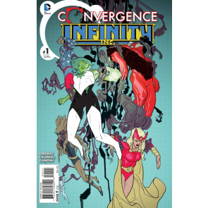 CONVERGENCE: INFINITY INC (2015) #1 OF 2 VF-