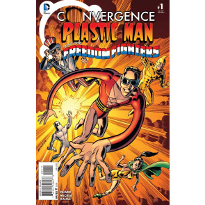 CONVERGENCE: PLASTIC MAN (2015) #1 OF 2 VF/NM