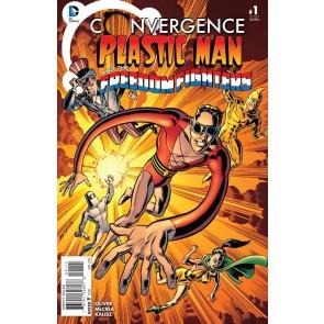 CONVERGENCE: PLASTIC MAN (2015) #1 OF 2 VF/NM