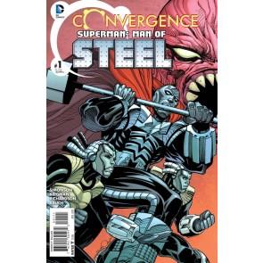 CONVERGENCE SUPERMAN: MAN OF STEEL (2015) #1 OF 2 VF/NM