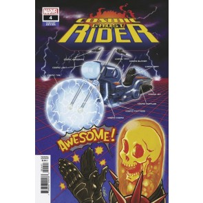 Cosmic Ghost Rider (2018) #4 VF/NM Superlog Cosmic Ghost Rider Vs. Variant Cover