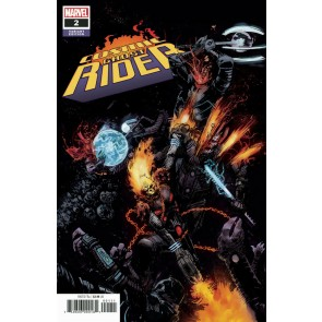 Cosmic Ghost Rider (2018) #3 of 5 VF/NM Geraldo Zaffino Variant Cover