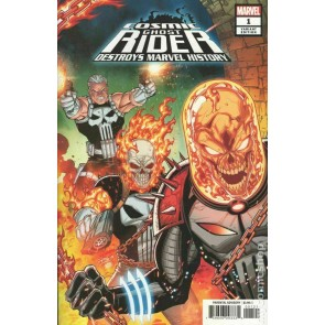 Cosmic Ghost Rider Destroys Marvel History (2019) #1 VF/NM Ron Lim Cover