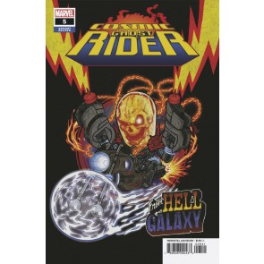 Cosmic Ghost Rider (2018) #5 VF/NM Superlog Variant Cover