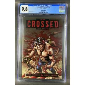 Crossed 2013 Annual CGC Graded 9.8 C-Day Bonus Edition Variant (3822924013)