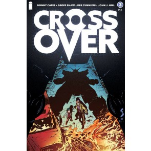 Crossover (2020) #3 Regular + (Ellie Reading Cyber Force #1) + Virgin Cover Set