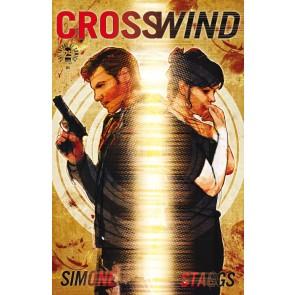 Crosswind (2017) #1 VF/NM-NM Retailer Gold Foil & Regular Cover Image Comics