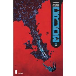 Crude (2018) #2 VF/NM Image Comics