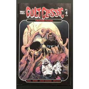 Cult Classic: Creature Feature (2020) #4 of 5 VF Vault Comics